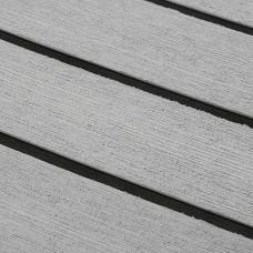 pannello seadeck grigio fuga nera