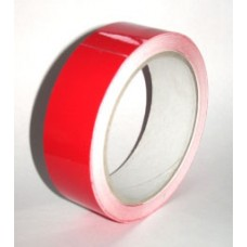 Banda adesiva rossa da mm.30 x mt.25