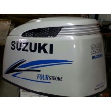 Kit adesivi resinato per motore Suzuki